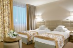 Double room in Petropol Hotel, Plock, Poland