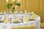 Nakrycie stoły weselnego, Petropol Płock