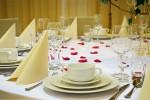 Nakrycie stołu weselnego, Petropol Płock